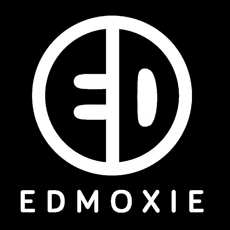 Edmoxie Logo White