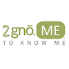 2gnome (To Know Me) Logo