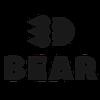 3D Bear Logo