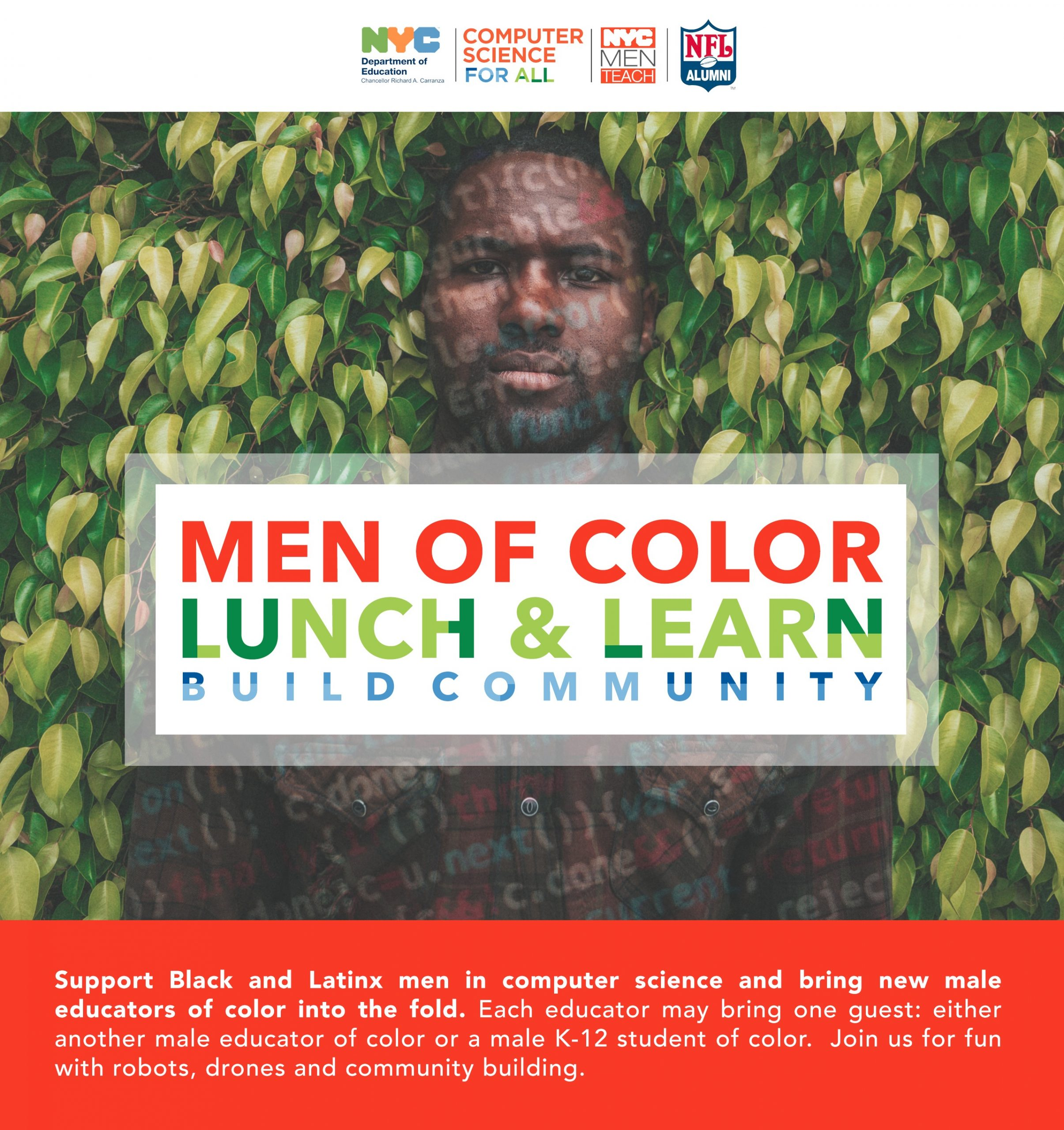 NYC Men of Color Lunch & Learn