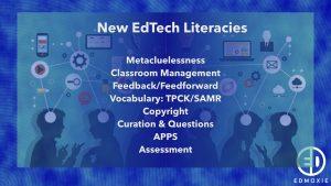 The New Edtech Literacies